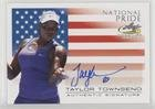 Taylor Townsend (Trading Card) 2017 Leaf Signature Series - National Pride #NP-TT1 - Tt1 Series