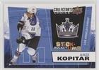 Anze Kopitar (Hockey Card) 2008-09 Upper Deck Collector's Choice - Stick-Ums #UMS2 09 Upper Deck Collectors