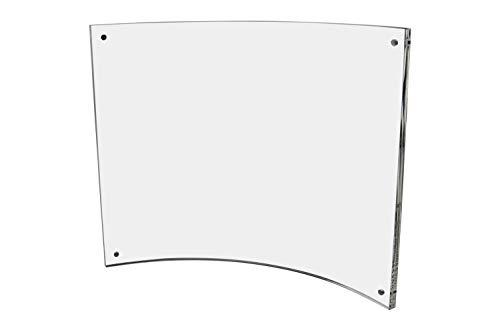 DEF680375 - Deflect-o Curved Magnetic Sign Holder