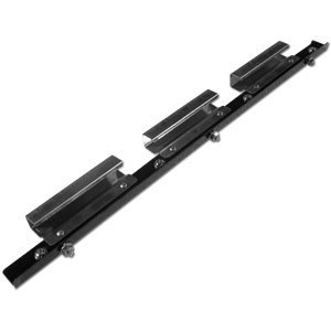 Burner Support Bar and Hardware for Uniflame BBQ Grill Gbc850w, Gbc850w-c, Gbc850wng-c by Quickflame