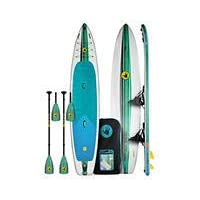 Deals on Body Glove Cruiser Duet 2-Person Inflatable Board Package