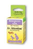 Herbes pour les enfants A l'attention des comprimés +, 125 Count