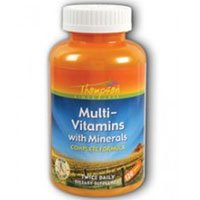 (Thompson Multi Vitamin with Minerals -- 120 Tablets, Pack of 3)
