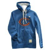 Chicago Bears Retro Sport Reebok Womens Full Zip Hoody (XL)