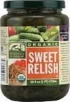 Woodstock Farms Organic Sweet Relish - 16 oz