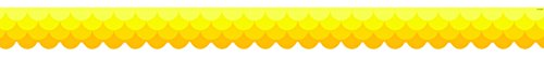 - Creative Teaching Press Borders Ombre Scallops Border, Ctp Yellow (01801)