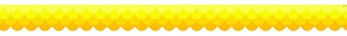 (Creative Teaching Press Borders Ombre Scallops Border, Ctp Yellow (01801) )