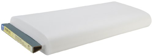 Pellon Sew-In Medium Weight Stabilizer, 20-Inch by 30-Yard, White by Pellon