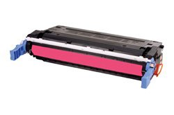 Hp Q5953a Magenta Toner (Ink Now Premium Compatible Magenta Toner for HP Color LaserJet 4700, 4700DN, 4700DTN, 4700N printers, OEM Part Number Q5953A Page Yield 10000)