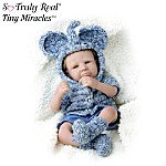 - Rawn Sherry Tiny Miracles Evie's Elephant Ears Baby Girl Doll: So Truly Real by Ashton Drake