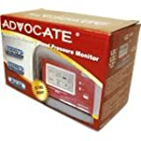 """Blood Pressure Monitoring - The Advocate Upper Arm Blood Pressure Monitor (model KD-575) offers precise blood pressure readings on an easy to read display. It features a large memory capacity (up to 120) and comes with four """"AA"""" batteries."""