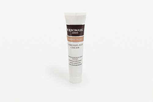 Keromask Camouflage Cream Light No 11 (Official Keromask Shop) by Keromask (Official Keromask Shop)