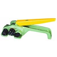 Nifty Products S1100T 1/2'' Polypropylene Strapping Tensioner, Green/Yellow by NIFTY