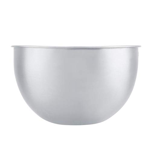Yosoo Stainless Steel Ingredients Flour Mixing Bowl Salad Mixer Soup Food Container Home Kitchen Tool