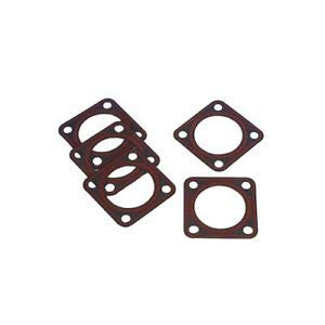 James Gaskets SU Carb to Manifold Gaskets 1.86″ Bore 5-Pack for Harley Sportster, Panhead, and Shovelhead Models