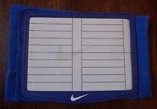 Nike Adult Mens Football Control Playcoach Blue by NIKE