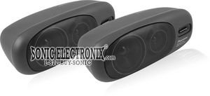 Pioneer TS-X200 Surface Mount 3-Way Bass-Reflex Speakers