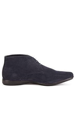 Reservoir Shoes Stivaletti con Lacci Uomo Perm Blu Marine