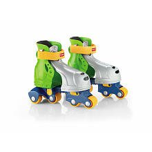 Fisher-Price Grow-with-Me 1,2,3 Inline Skates Assortment