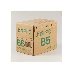 (まとめ)上質PPC用紙 NY B5 1箱(2500枚:500枚×5冊) 【×3セット】 AV デジモノ プリンター OA プリンタ用紙 14067381 [並行輸入品] B07P2MJBV9
