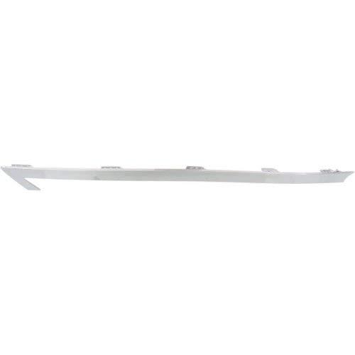 Front Bumper Trim Compatible with KIA OPTIMA 2014-2015 RH Chrome USA Built