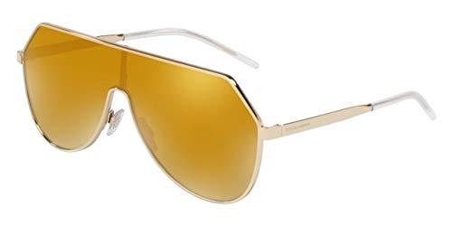 Dolce & Gabbana 0DG2221 Gafas de sol, Pale Gold, 40 para ...