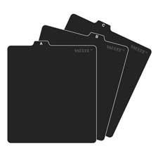 Idea Stream File Guides, A-Z, 5