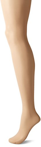 - Calvin Klein Women's Focused Shaping and Lifting Toner Pantyhose, Buff, 01