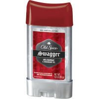 Old Spice Red Zone Collection Swagger Scent Men's Anti-Perspirant & Deodorant Gel 4 Ounce (Pack of 12)