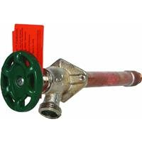 Arrowhead 465-08 8-Inch Arrow-Breaker Anti-Siphon Frost-Free Hydrant with 1/2-Inch FIP or 3/4-Inch MIP Inlet Connection