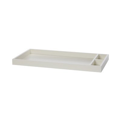 Dwellstudio Mid Century Changer Top, French White by Dwell Studio