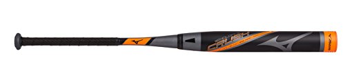 Mizuno 2019 Crush End Load (USSSA) Slow Pitch Softball Bat, 34