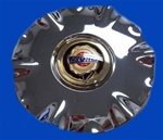 chrysler sebring chrome hubcaps - OEM Chrysler Sebring Stratus Center Alloy Wheel Chrome Hub Cap 4782269AC
