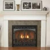 Empire Comfort Systems MFL-48-UH Plain Profile Mantel MFL-48-PL (Gel Fireplace Mantel compare prices)
