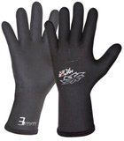 Hyperflex Wetsuits Men's 3mm Mesh Skin Glove, Black, Medium - Surfing, Windsurfing & Wakeboarding