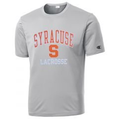 (Syracuse Orange Lacrosse Tee - Youth-Large)