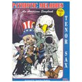 Patriotic Melodies for Tenor Saxophone (Book and CD)