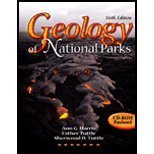 Geology of National Parks, Harris, Ann G. and Tuttle, Esther, 0787299715