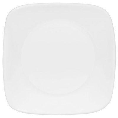 Corelle Square Pure White 6.5