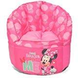 - Minnie Mouse Kids Bean Bag Chair