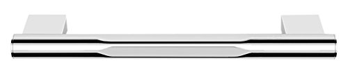 Nameeks NNBL0023 Boutique Hotel Polished Grab Bar, 12'', Chrome