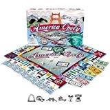 - America-Opoly Monopoly Board Game