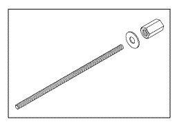 4 Block Tie Bolt Kit ADK167