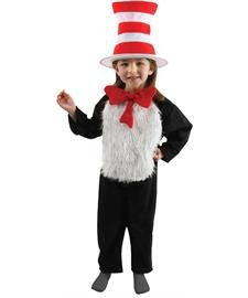 Dr. S (Deluxe Child Cat In The Hat Costumes)