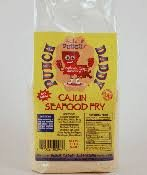 Punch Daddy Cajun Seafood Fry 16 Ounce Bag