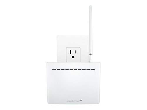 Amped REC22A Wireless High Power Plug-In AC1200 Wi-Fi Range Extender by Amped Wireless (Image #2)