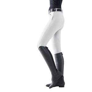 - Tailored Sportsman The TS Trophy Hunter Low-Rise Side-Zip Breech, Size 24, White