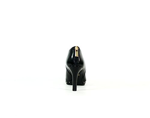 Lodi- Zapato tacón color negro
