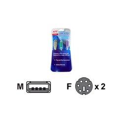 USB/PS2 USB-a to MD6 MX2 - Usb Mouse Apc