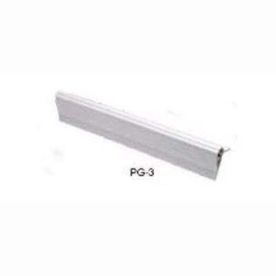 Polyform White 60516634 PG-3 Polyguard Dock Molding-3 x 10 Extrusion